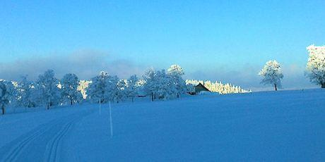 Tagesanbruch im Berner
