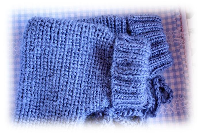 Bettsocken stricken | landherz-Blog