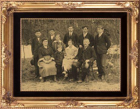 Familie Zaugg im Löchlisbad